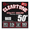 Cleartone 6550 50-110 Heavy Series Cuerdas Bajo