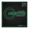 Cleartone Phos-Bronze 10-47 Cuerdas Acústica