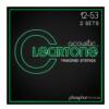 Cleartone Pack 2 Juegos Cuerdas Acústica Phos-Bronze 12-53