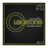 Cleartone 80/20 Bronze 12-53 Cuerdas Acústica