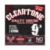 Cleartone Heavy Series 09-52 / 7 Cuerdas Cuerdas Eléctrica