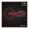 Cuerdas Eléctrica Cleartone Heavy Series 10-56 / 7 Cuerdas