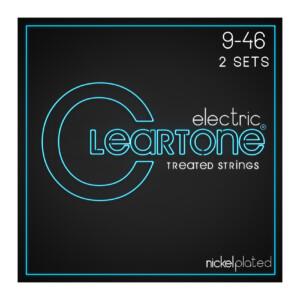 Cleartone Pack 2 Juegos Cuerdas Eléctrica  09-46