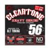 Cleartone 9456 Heavy Drop D 11-56 Electric Guitar Strings