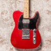 Fender Telecaster Road Worn Player Maple Candy Apple Red B-Stock