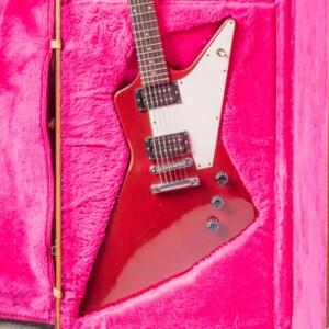 Gibson Explorer Año 1991 Segunda Mano
