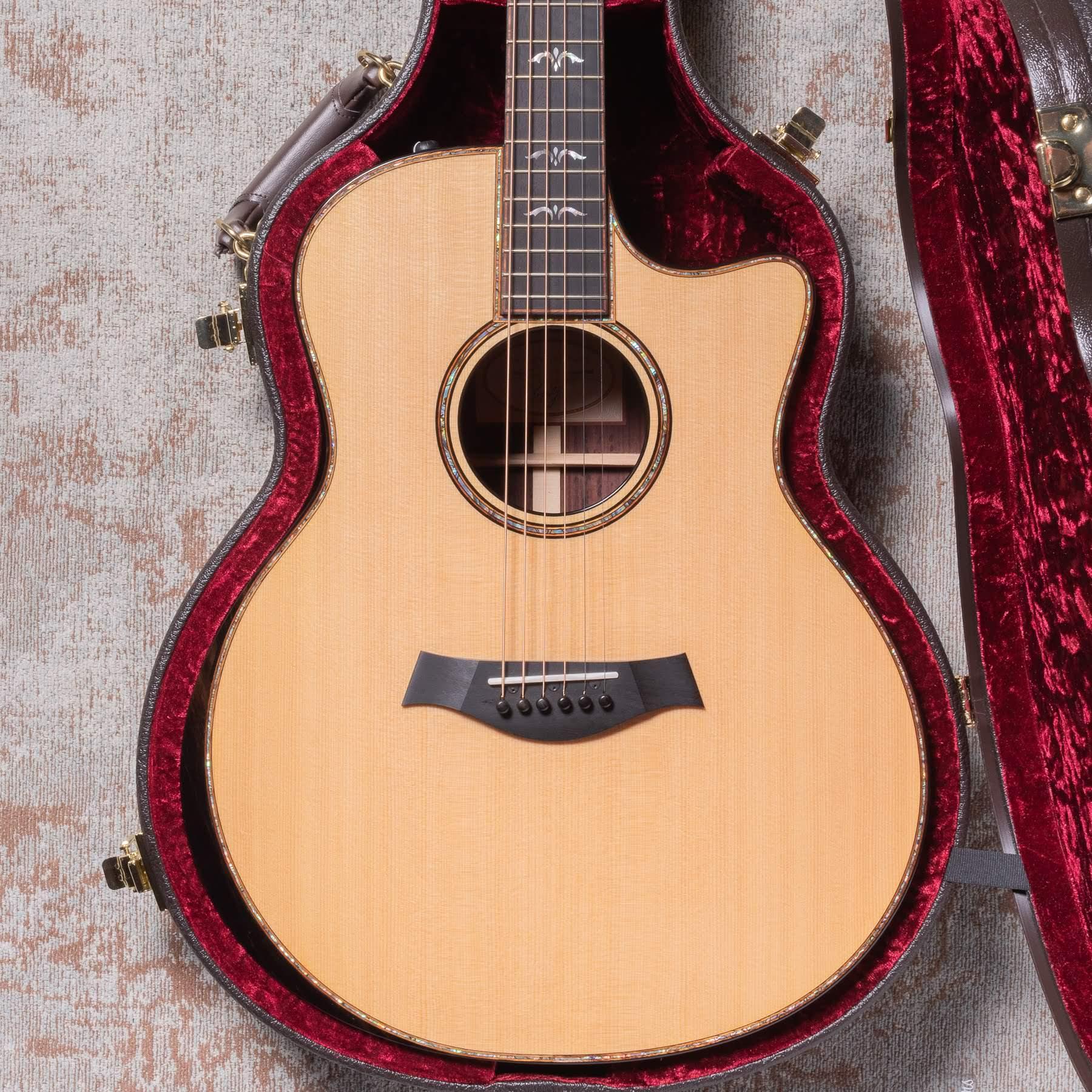 Taylor 916ce Venetian Cutaway B Stock Fanatic Guitars