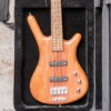 Warwick Corvette Standard 4 Bubinga Oil Finish