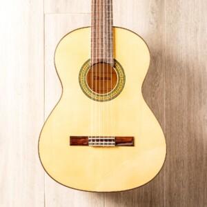 Alhambra 3F Guitarra Flamenca con Golpeador