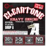 Cleartone Monster Heavy Series Drop A 14-80 Electrica