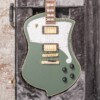 D'Angelico Deluxe Ludlow Hunter Green
