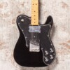 Fender Telecaster Vintera 70s Custom Maple Neck Black