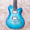 Framus D-Series Panthera Supreme - Ocean Blue Burst Transparent