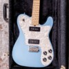 Friedman Vintage-T-AMMAP90NT Metallic Blue