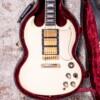 Gibson LP/SG Custom 3 Pickup Ivory 2003 Segunda Mano