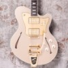 Kauer Super Chief - Shoreline Gold / Mojo Dual Foil pickups