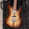 Patrick James Eggle 96 Drop Top Double Top, Tobacco Burst