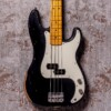 Rittenhouse PBass Black Maple Neck