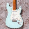 Rittenhouse Strat Seafoam Green Maple Neck