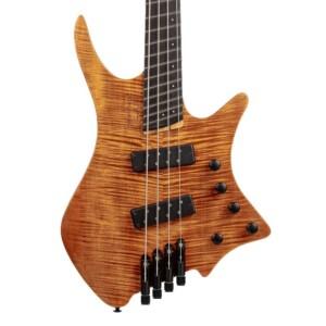 Strandberg Boden Bass Prog 4 Brown