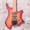 Strandberg Boden Neck-Thru 6 Tremolo Orange