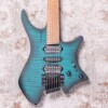 Strandberg Boden Neck-Thru 6 Tremolo Teal
