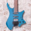 Strandberg Boden Standard 6 Tremolo Maple Flame Blue