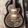 Tom Anderson Bobcat Transparent Black With Binding & Case