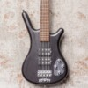 Warwick RockBass Corvette $$ 4 Nirvana Black Transparent Satin