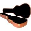 RockCase Standard Guitarra Acústica Marrón