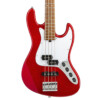 Sadowsky 21-4 Fret Hyprid PJ Morado- Candy Apple Red Metallic