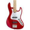 Sadowsky 21-4 Fret Vintage JJ Arce - Candy Apple Red Metallic
