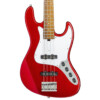 Sadowsky 21-4 Fret Vintage JJ Morado- Candy Apple Red Metallic