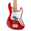 Sadowsky 21-5 Fret Hyprid PJ Morado - Candy Apple Red Metallic