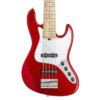 Sadowsky 21-5 Fret Vintage JJ Arce - Candy Apple Red Metallic