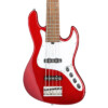Sadowsky 21-5 Fret Vintage JJ Morado - Candy Apple Red Metallic
