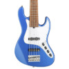 Sadowsky 21-5 Fret Vintage JJ Morado - Ocean Blue Metallic