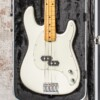 Music Man Cutlass Bajo - Ivory White