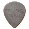 Graph Tech Tusq Grey Teardrop Pick 0.88mm. Pack 6u.
