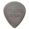 Graph Tech Tusq Grey Teardrop Pick 1.40mm. Pack 6u.