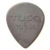 Graph Tech Tusq Grey Teardrop Pick 1.00mm. Pack 72u.