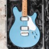 Music Man Valentine Tremolo - Toluca Lake Blue