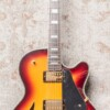 Dean Stylist Deluxe Vintage Sunburst B-Stock