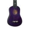 Diamond Head Ukulele DU-108 Soprano Rainbow Purple