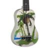 Diamond Head Ukulele DU-132 Soprano Vintage Palm Tree