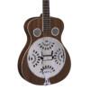 Regal RD-30M Studio Serie Guitarra Resofónica - Caoba