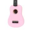 Diamond Head Ukulele DU-110 Soprano Rainbow Pink