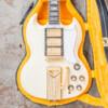 Gibson 60th Anniversary 1961 SG Les Paul Custom VOS